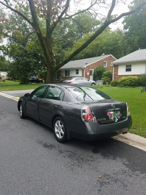 Nissan Altima 2006, 148 Miles, price 3900 for Sale in Silver Spring, MD