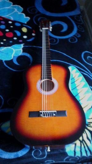 Ktaxon 38 inch cutaway acoustic guitar nueva for Sale in Lake Ridge, VA
