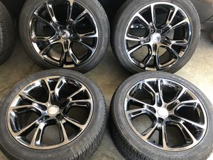 20imch rims Jeep SRT for Sale in Fairfield, CA