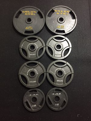 Olympic Weights 210 Pounds for Sale in Mesa, AZ