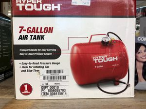Hypertough air tank for Sale in Fort Worth, TX