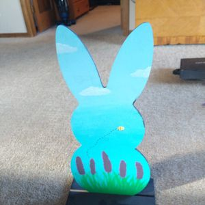 Wooden Rabbit for Sale in West Linn, OR