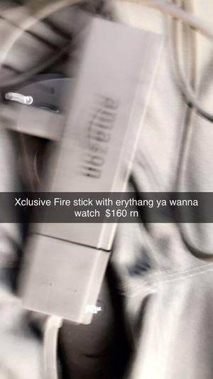 FireStick Hacked for Sale in Selma, CA
