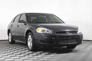 2015 Chevrolet Impala Limited for Sale in Puyallup, WA
