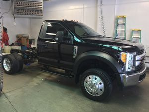 2017 FORD F450 SUPER DUTY CAB AND CHASSIS 1 OWNER for Sale in River Forest, IL