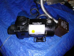 GE pump motor for swimming pool or hot tub or spa for Sale in Hayward, CA