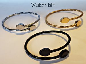 (New) Fun and stylish unisex stainless bracelets for Sale in Revere, MA