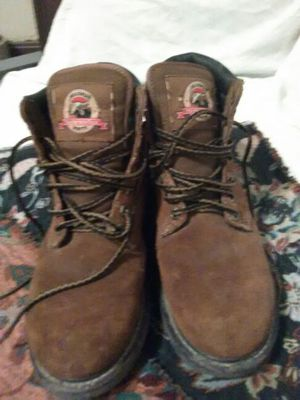 Women's steel toed boots for Sale in Saint Joseph, MO