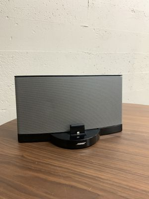 Bose Sound Speaker - IPhone Mount for Sale in Seattle, WA