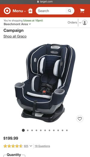 Graco Car seat with base for Sale in Conway, AR