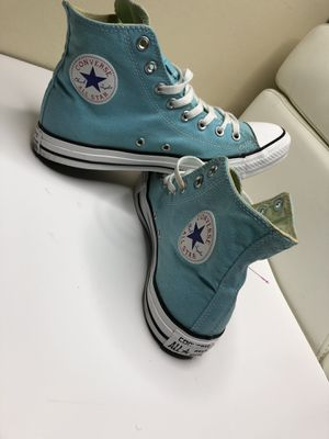 Shoes converse size us 9 men's 11 women for Sale in Tampa, FL