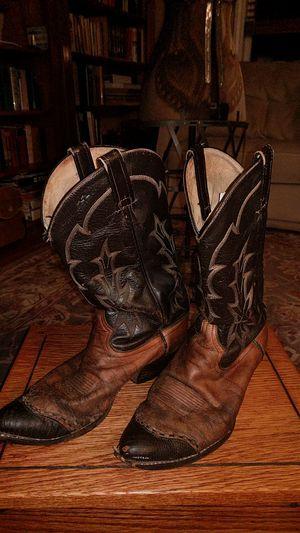 Vintage cowboy boots Tony Lama for Sale in Mukilteo, WA