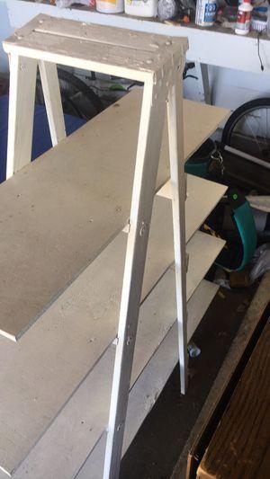 Ladder shelf for Sale in Byron Center, MI