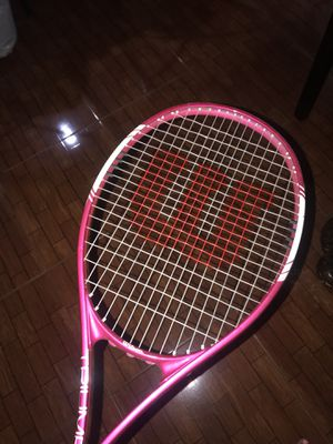 Tennis racket for Sale in San Bernardino, CA