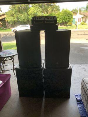 DJ sound equipment for Sale in Stockton, CA