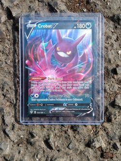 Ultra Rare Crobat PERFECT MINT CONDITION!!! for Sale in Beaverton,  OR