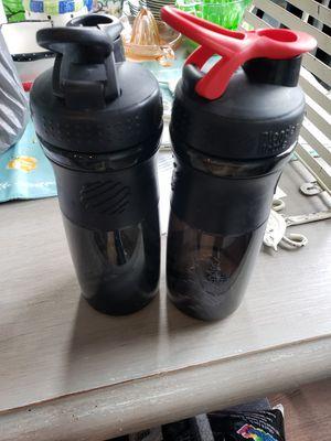 Set of two blender bottles for Sale in Bonney Lake, WA
