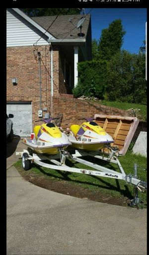 Jet skis Yamaha wave blasters 760 for Sale in Jefferson City, MO