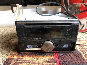 Kenwood Bluetooth CD Receiver/ stereo for Sale in Aurora, CO