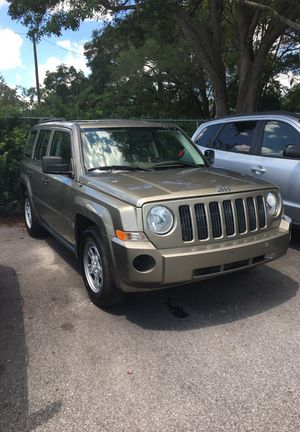 Jeep patriot for Sale in Tampa, FL