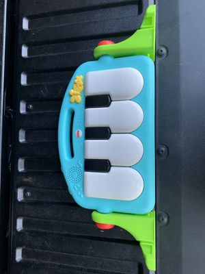 Fisher-Price kids toy piano for Sale in Kennesaw, GA