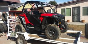 2016 Polaris RZR 900 Trailer Package for Sale in San Bernardino, CA