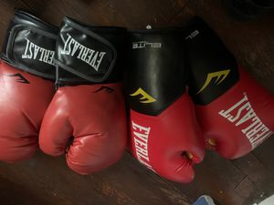 EVERLAST BOXING GLOVES for Sale in New Cumberland, PA