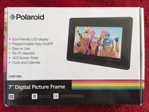 """Polaroid 7"""" Digital Picture Frame - New for Sale in Santa Ana, CA"""