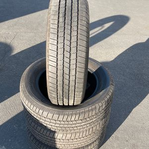 245/60/20 Michelin Defender Ltx 2019 Tires 99% Tread Left Totyta Tires for Sale in Corona, CA