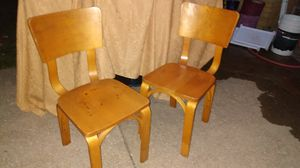 Wooden chairs for Sale in Parma, OH