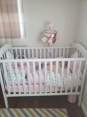 baby crib and mattress for Sale in Philadelphia, PA