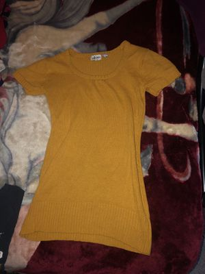 Yellow dress for Sale in Cicero, IL