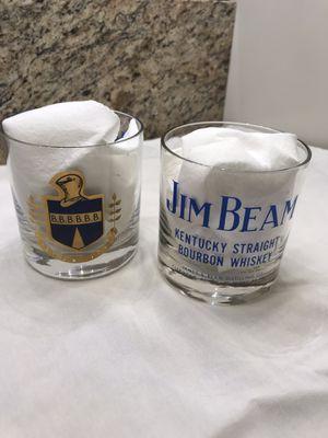 Set of 10. Jim Beam Glasses for Sale in Williamsburg, VA