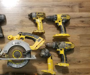 Dewalt Power Tools for Sale in Columbus, OH