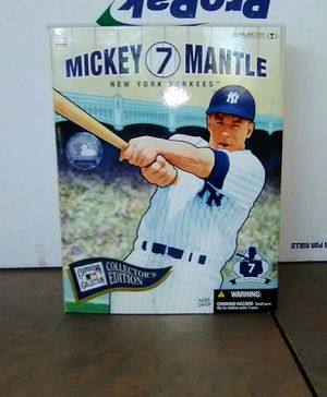 McFarlane Toys MLB New York Yankees Mickey Mantle Action Figure for Sale in Phoenix, AZ