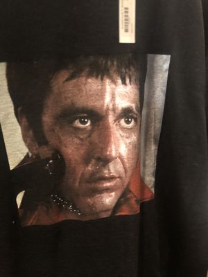 NEW Supreme tony Montana t shirt men's Large for Sale in MIDDLE CITY EAST, PA