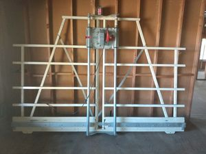 Full sheet plywood or for anything full sheet table saw for Sale in Livermore, CA