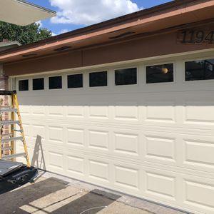 Garage Door With Windows for Sale in Richmond, TX