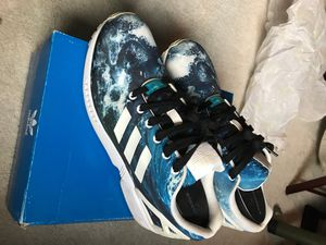 """Adidas zx flux """"Ocean"""" for Sale in Raleigh, NC"""