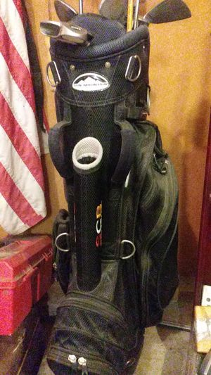 Sun Mountain speed cart bag for Sale in Phoenix, AZ