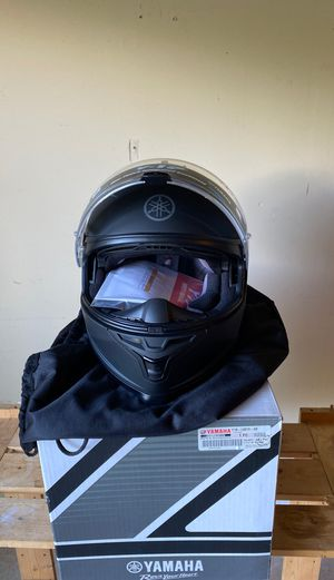 Yamaha Motorcycle Helmet for Sale in Woodstock, GA