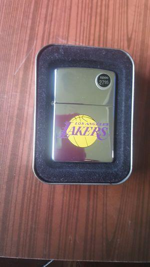 Lakers zippo lighter, needs lighter's fluid for Sale in Kissimmee, FL
