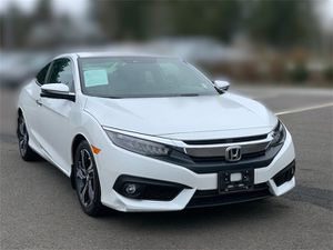 2017 Honda Civic Coupe for Sale in Burien, WA