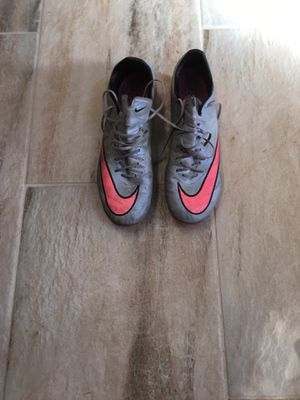 Nike soccer cleats for Sale in Larchmont, NY