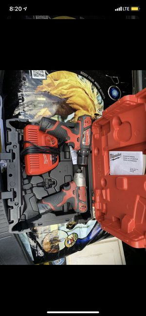 Milwaukee drills for Sale in Fresno, TX