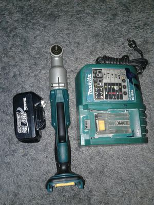 USED 18V MAKITA 3/8 ANGLE IMPACT WRENCH $179 for Sale in Tustin, CA