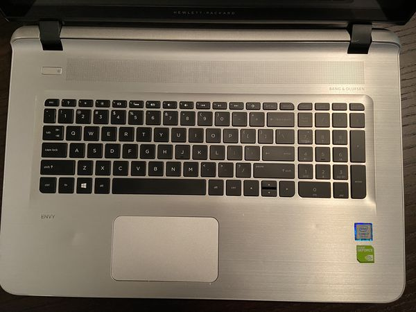 HP Envy Notebook 17in Touchscreen - I7-S143CL