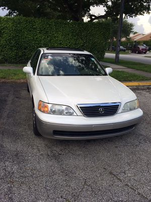 1998 Acura RL Luxury Sedan - Trade for a midsize or compact car for Sale in Fort Lauderdale, FL