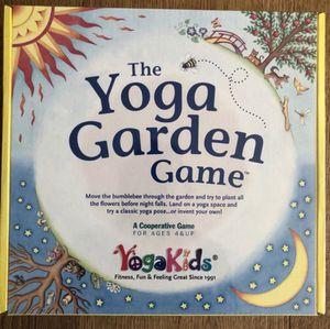 BRAND NEW - Yoga Garden Game for Sale in Palos Verdes Estates, CA