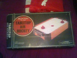 Table air hockey small for kids. for Sale in Phoenix, AZ